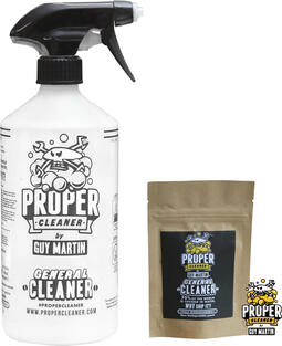 Proper Cleaner General Cleaner Starter Pack | polish_and_lubricant_component
