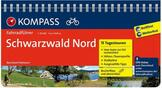 Kompass Schwarzwald Nord - Cykelguides køb online | Cycle maps