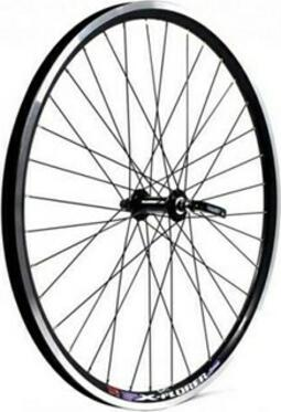 """ETC MTB 26"""" Alloy Double Wall Quick Release Front Wheel 