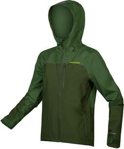 Endura SingleTrack ExoShell20 Jacket II Forrest Green | bike jacket