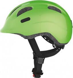 Abus Smiley 2.0 Cykelhjelm, Sparkling Green | cykelhjelm