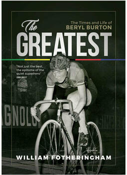 The Times and Life of Beryl Burton Book by William Fotheringham | Books
