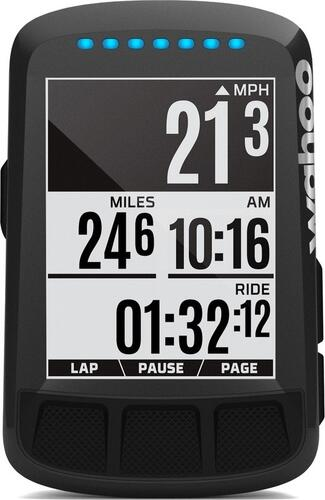 Wahoo ELEMNT BOLT Stealth Edition GPS Cycling Computer Black | Bike computer