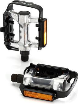 XLC PD-M17 MTB/TREKKING PEDALER - ANTHRACITE/SØLV | bike pedal