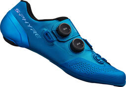 Shimano S-Phyre RC902 - Cykelsko Road - Str. 43,5 - Blå | cycling shoes