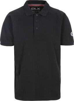 Trespass DLX Sanderson - Polo Shirt -Sort - Str. S | Bike jersey