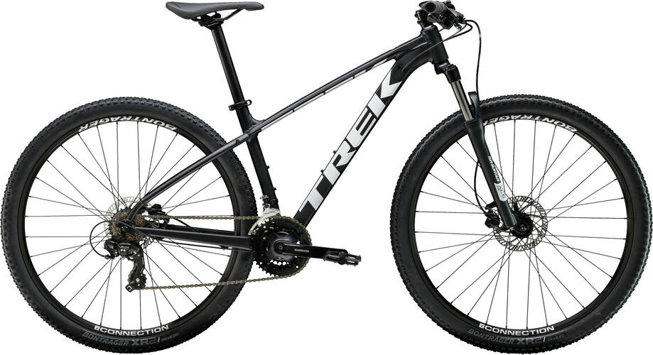 Trek Marlin 5 Hardtail Mountain Bike 2020 Matte Trek Black | MTB
