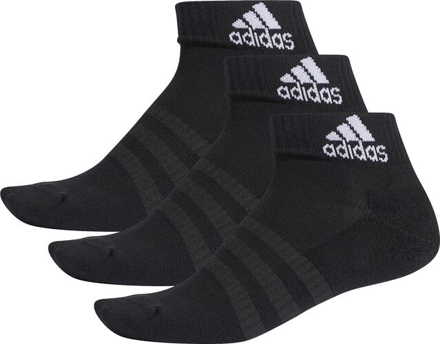 Adidas - Cushioned 3 Pairs   cykelstrømpe