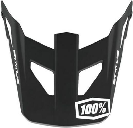 100% - Status Replacement Visor | helmets_other_clothes