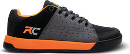 Ride Concepts Livewire Youth MTB Shoes Charcoal/Orange | cycling shoes