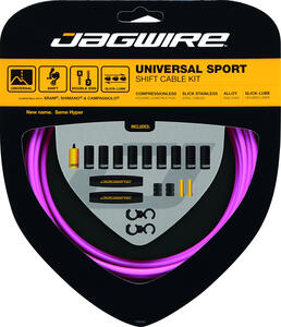 Jagwire - Universal Sport Kit | gear cable