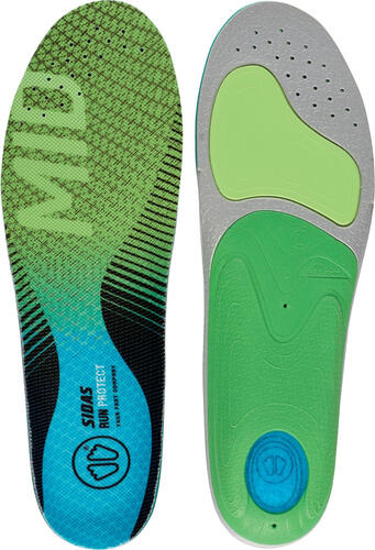 Sidas - 3 Feet Mid Arch Run Protect Insole | shoes_other_clothes