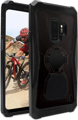 Rokform Rugged Phone Case - Samsung Galaxy S9   phone mount and cover