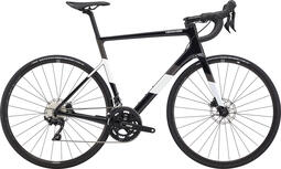 Cannondale SuperSix Evo Carbon Disc 105 Road Bike 2020 Black pearl | Racercykel