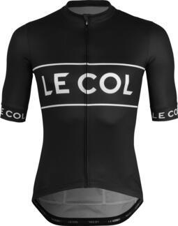 Le Col By Wiggins Sport Jersey (Ash/Red)   bike jersey