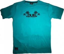 Dub Just Do It Tomorrow T-Shirt - Teal/Black | Bike jersey