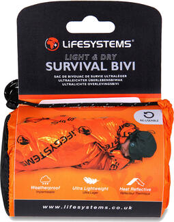 Lifesystems Light and Dry Bivuak-sovepose | body maintenance