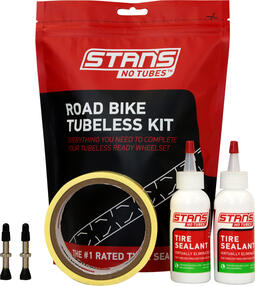 Stans No Tubes Road Tubeless Tyre Kit   Misc. Tyres and Tubes